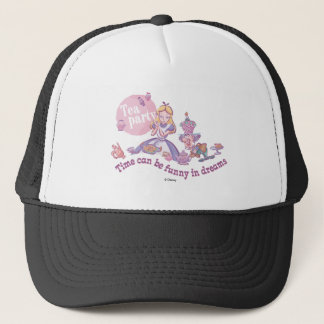 Alice | Time Can Be Funny In Dreams Trucker Hat