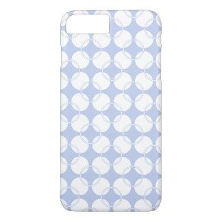 Alice Wimbledon bleu dans un jardin anglais de Coque iPhone 7 Plus