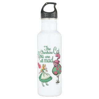 Alice | You Are All Mad 710 Ml Water Bottle