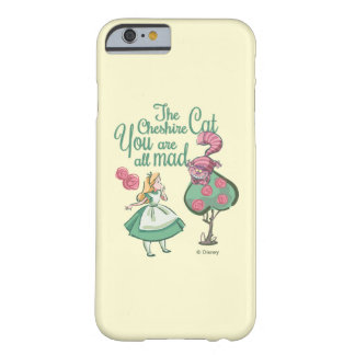Alice | You Are All Mad Barely There iPhone 6 Case