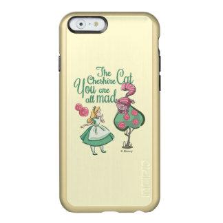 Alice | You Are All Mad Incipio Feather® Shine iPhone 6 Case