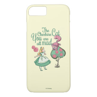 Alice | You Are All Mad iPhone 8/7 Case