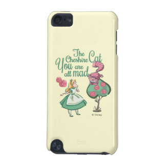 Alice | You Are All Mad iPod Touch 5G Case