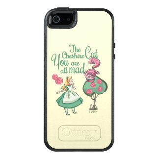 Alice | You Are All Mad OtterBox iPhone 5/5s/SE Case