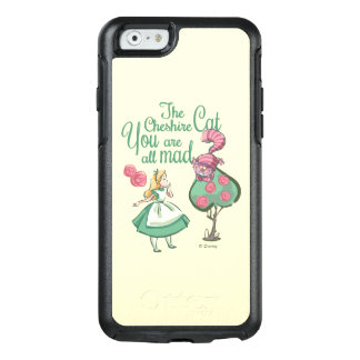 Alice | You Are All Mad OtterBox iPhone 6/6s Case