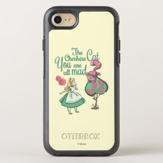 Alice | You Are All Mad OtterBox Symmetry iPhone 8/7 Case