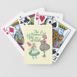 Alice | You Are All Mad Poker Deck