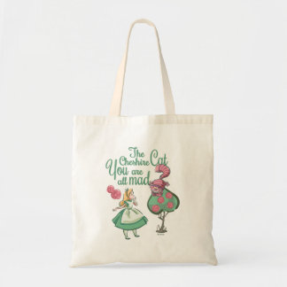 Alice | You Are All Mad Tote Bag