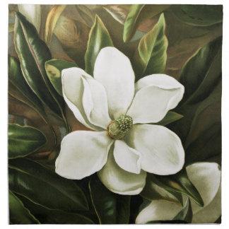 Alicia H. Laird: Magnolia Grandflora Napkin