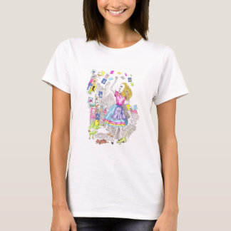 Alicia in Wonderland T-Shirt