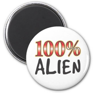 Alien 100 magnets