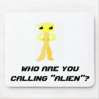 Alien 1 mousepads