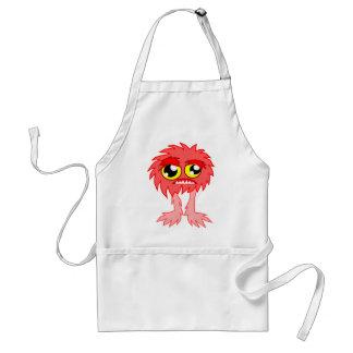 alien-312271 alien monster zombie creature horror apron