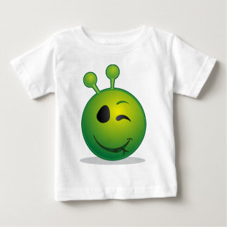 alien-41626 baby T-Shirt