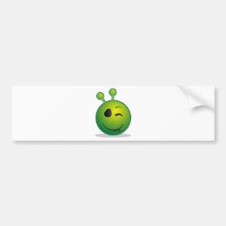 alien-41626 bumper sticker