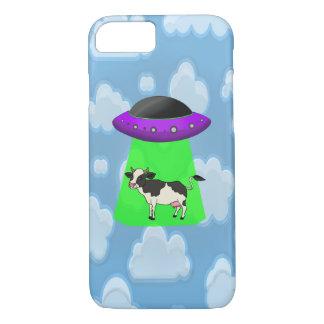Alien Abduction iPhone 8/7 Case