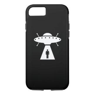 Alien Abduction Pictogram iPhone 7 Case