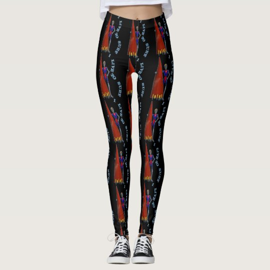Alien-Ation: Surfer Leggings