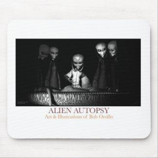 Alien Autopsy Mouse Pad
