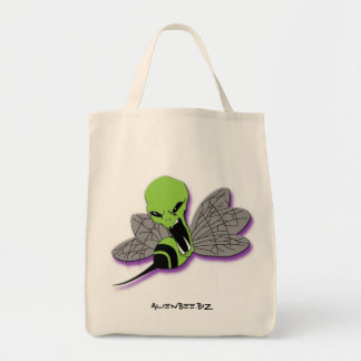Alien Bee Beach Bag