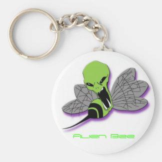 Alien Bee Key Chain