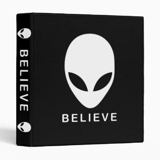 Alien Believe Binders