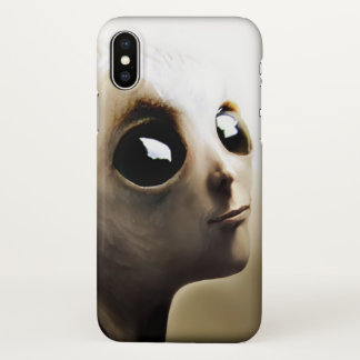 Alien Believer iPhone X Case