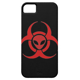 Alien Biohazard iPhone 5 Cover