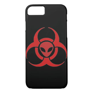 Alien Biohazard iPhone 8/7 Case