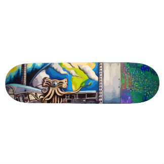 Alien Board Skateboard Decks