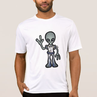 alien body bag. T-Shirt
