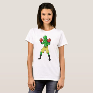Alien Boxer T-Shirt