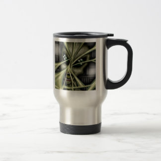 Alien Captive Travel Mug