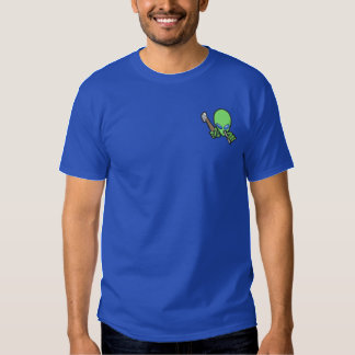 Alien Carpenter Embroidered T-Shirt