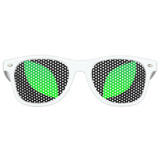 Alien Cat eyes Retro Sunglasses