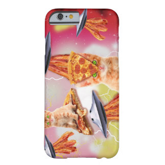 alien cats and the ufos barely there iPhone 6 case