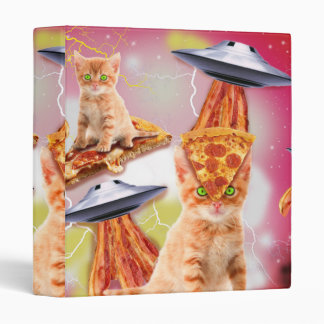 alien cats and the ufos binder