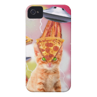 alien cats and the ufos iPhone 4 Case-Mate cases