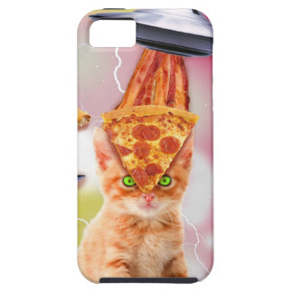 alien cats and the ufos iPhone 5 cases