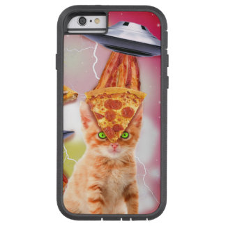 alien cats and the ufos tough xtreme iPhone 6 case