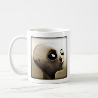 Alien Child Mugs