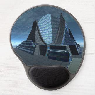 Alien City Gingezel Performing Arts Center Gel Mousepads