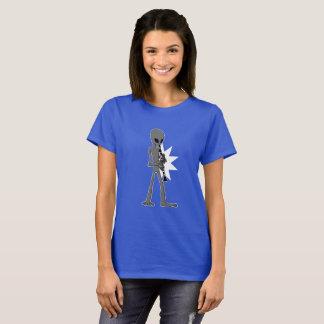 Alien Clarinetist T-Shirt