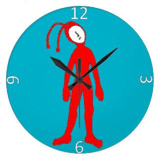 Alien Clock