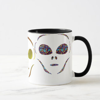 Alien Coffee Mug