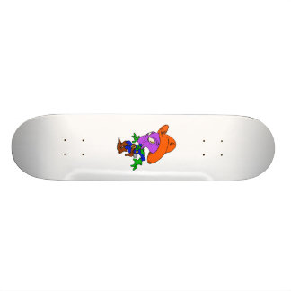 Alien Cowboy Skate Board