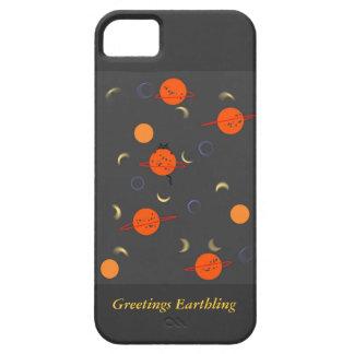 Alien creature iphone case. iPhone 5 cases