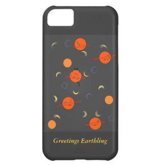 Alien creature iphone case. case for iPhone 5C
