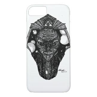 Alien design iPhone 7 case