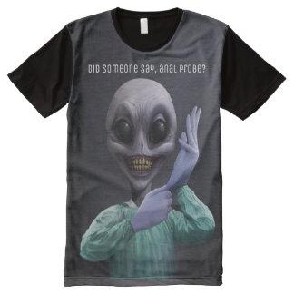 Alien Doc T-Shirt